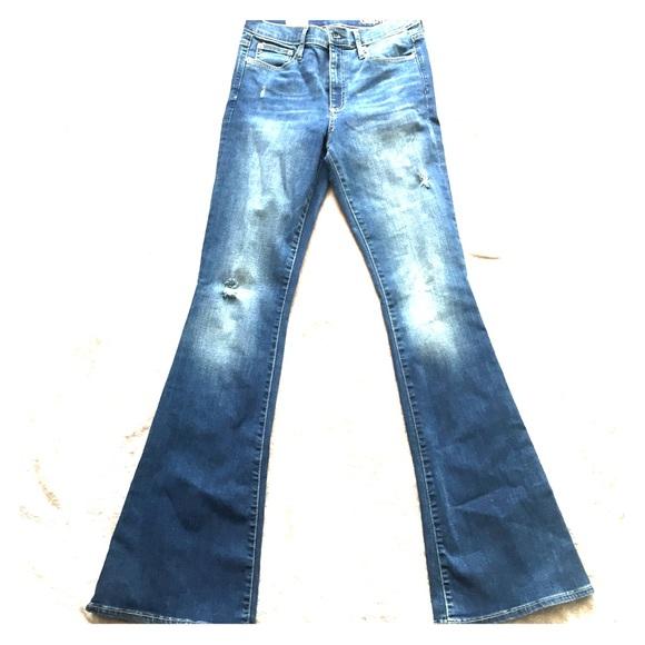df949921144 GAP Jeans   Womens 1969 Skinny Flare Bell Bottoms   Poshmark